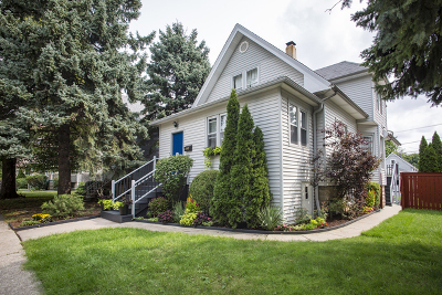 Forest Park Single Family Home For Sale: 524 Ferdinand Avenue