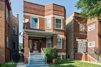 Multi Family Home For Sale: 2548 West Argyle Street
