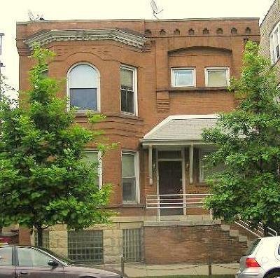 Multi Family Home Contingent: 2613 North Fairfield Avenue