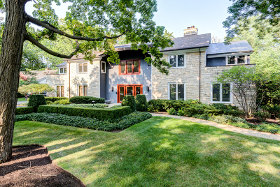 Highland Park Single Family Home For Sale: 1101 South Lincoln Avenue