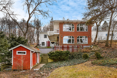 Johnsburg Single Family Home For Sale: 4110 Pitzen Road