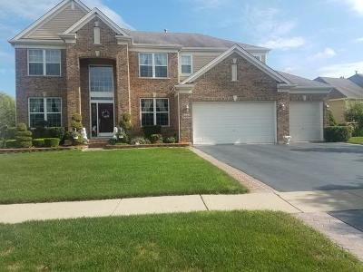 Antioch Single Family Home Price Change: 1009 Timber Lake Drive