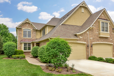 Lisle Condo/Townhouse For Sale: 3130 Thorne Hill Court