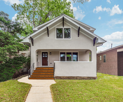 Oak Park Single Family Home For Sale: 930 North Taylor Avenue
