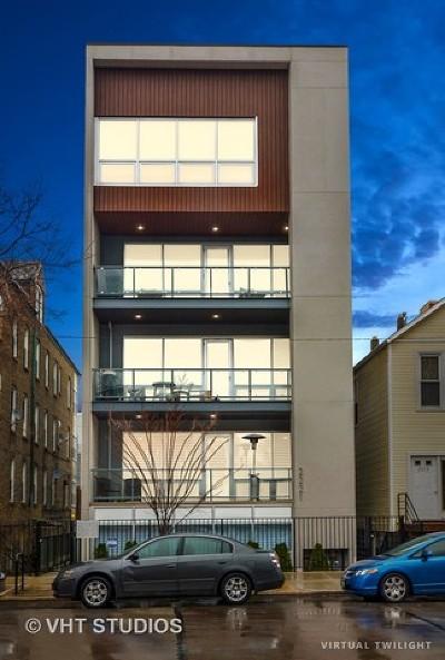 Condo/Townhouse For Sale: 2221 North Leavitt Street #3E
