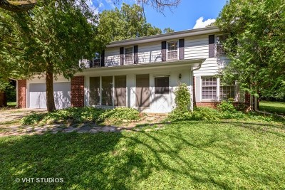 Barrington Single Family Home For Sale: 9 Barrington Bourne
