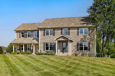 Batavia Single Family Home For Sale: 37w614 Heritage Drive