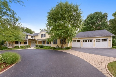 Single Family Home For Sale: 3376 Old McHenry Road