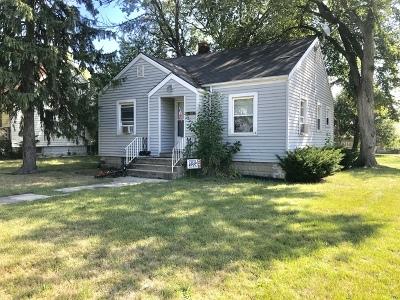 Kankakee Single Family Home For Sale: 288 South Gordon Avenue