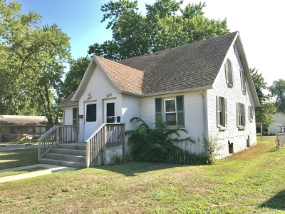 Kankakee Multi Family Home For Sale: 608-614 South Tanner Avenue