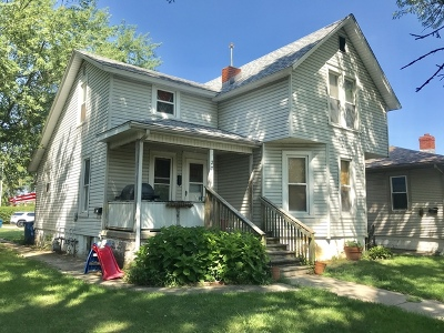 Bradley Multi Family Home For Sale: 271-277 North Forest Avenue