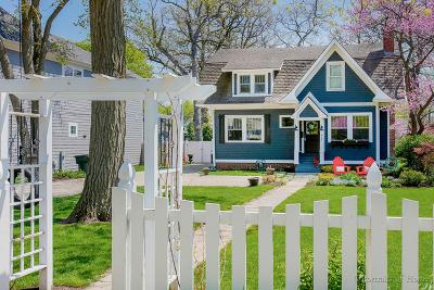Glen Ellyn Single Family Home For Sale: 467 Carleton Avenue