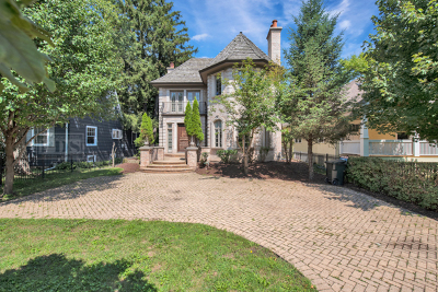 Winnetka Single Family Home Re-Activated: 1011 Willow Road