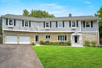 Wilmette Single Family Home For Sale: 2010 Hollywood Court