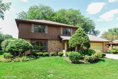 Willowbrook Single Family Home Price Change: 10s286 Hampshire Lane East