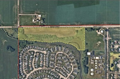 Huntley Residential Lots & Land For Sale: West Main Street