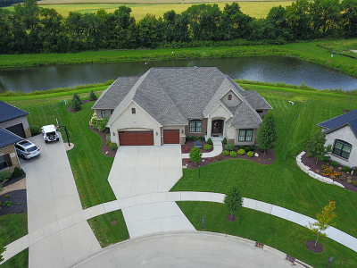 Plainfield Single Family Home For Sale: 26316 Cameron Court