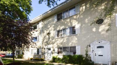 Single Family Home For Sale: 7307 North Hamilton Avenue