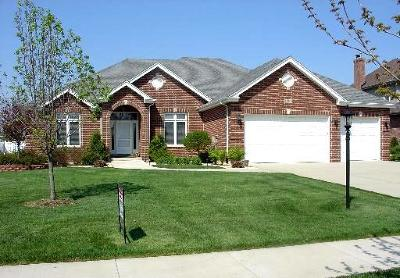 Mokena Single Family Home For Sale: 19916 Woodhaven Drive
