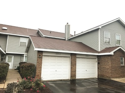 Darien Condo/Townhouse For Sale: 8320 Highpoint Circle #E