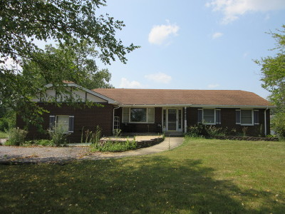 Frankfort Single Family Home Contingent: 23718 South Center Road