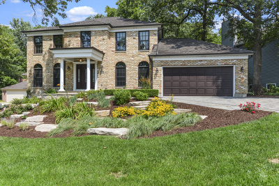 Bolingbrook Single Family Home Contingent: 836 Bonnie Brae Lane