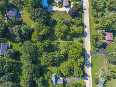St. Charles Residential Lots & Land For Sale: Lot 89 Burlington Road