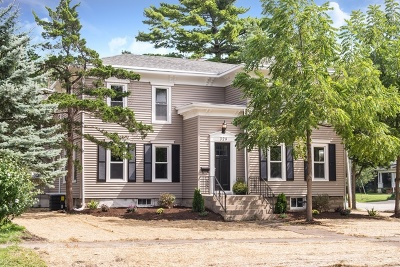 Sycamore Single Family Home Price Change: 328 Somonauk Street