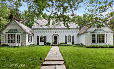 Wilmette Single Family Home For Sale: 1300 Middlebury Lane