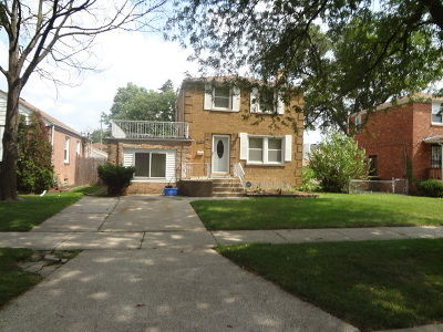 Broadview Single Family Home For Sale: 2125 South 21st Avenue