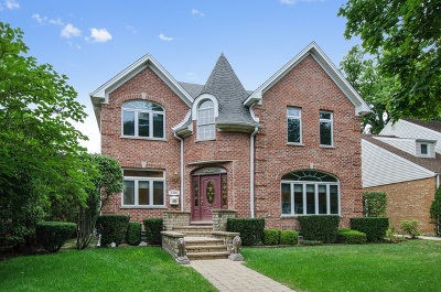 Skokie Single Family Home For Sale: 5346 George Street