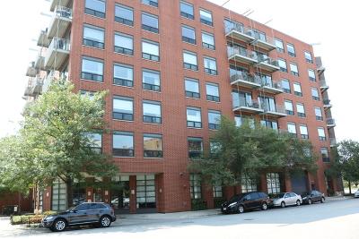 Condo/Townhouse Contingent: 859 West Erie Street #502