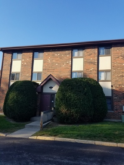 Crystal Lake Condo/Townhouse For Sale: 423 Berkshire Drive #14