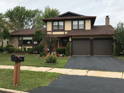 Westmont Single Family Home For Sale: 566 Revere Avenue
