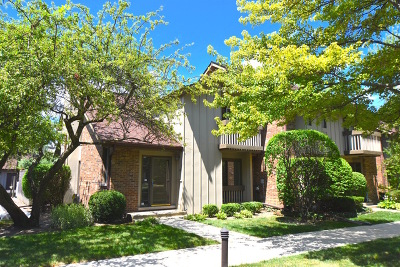 Willowbrook Condo/Townhouse For Sale: 25 Kyle Court