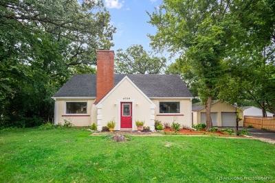 Lisle Single Family Home For Sale: 4729 Yackley Avenue