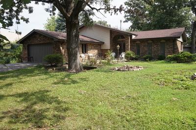 Mokena Single Family Home For Sale: 19009 South Lynn Parkway