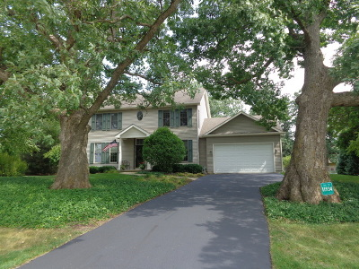 Genoa Single Family Home For Sale: 11934 Ellwood Greens Road