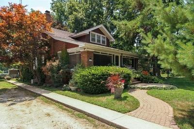 Kankakee Single Family Home For Sale: 1550 Cobb Boulevard