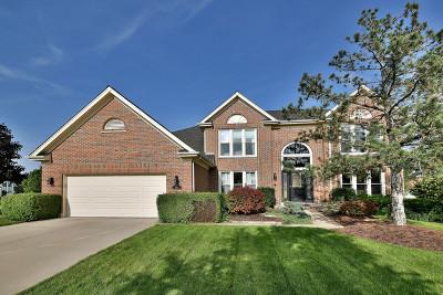 Algonquin Single Family Home Price Change: 301 Fieldcrest Drive