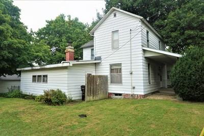 Farmer City Single Family Home For Sale: 520 East Market Street