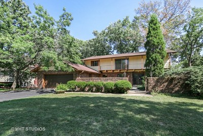 Downers Grove Single Family Home Price Change: 3561 Saratoga Avenue