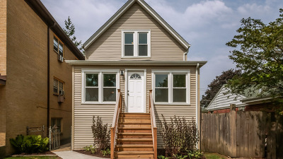 Forest Park Single Family Home Price Change: 1105 Thomas Avenue
