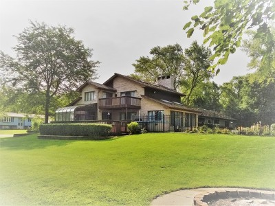 Algonquin Single Family Home For Sale: 9603 Zimmer Drive