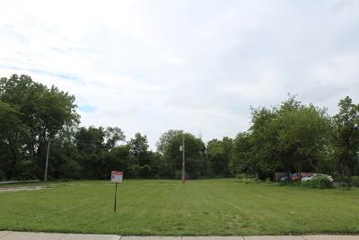 Tinley Park Residential Lots & Land For Sale: 17122-26 Oak Park Avenue