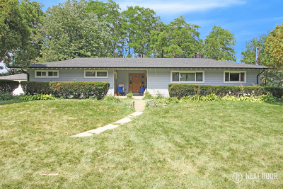 Wheaton Single Family Home For Sale: 1403 Harwarden Street