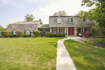 Frankfort Single Family Home For Sale: 535 Butternut Trail