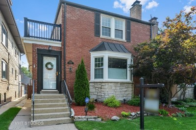Chicago Single Family Home For Sale: 6043 North Keeler Avenue