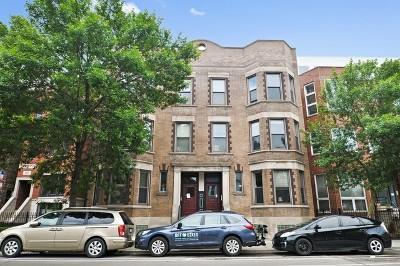 Condo/Townhouse For Sale: 2121 West Armitage Avenue #1