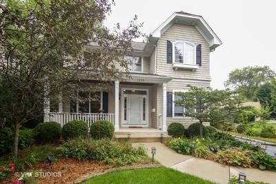Highland Park Single Family Home For Sale: 1699 Elmwood Drive